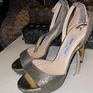 Jimmy chop heels